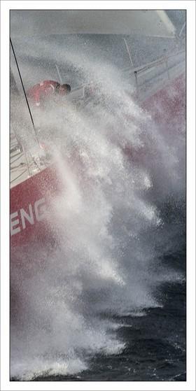 Volvo Ocean Race - Dongfeng 2