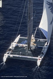 Yacht Racing, Offshore racing, multihulls, maxis, Jet Services V