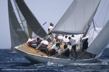 Classic Yachts, 12 m JI, Nyala