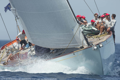 08 06 2016, Porto Cervo (ITA, Sardinia), Loro Piana Super Yachts Regatta, Race Day One, Gaia