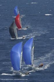 2004 Hyeres Sailing Week (SOF) - 49ers