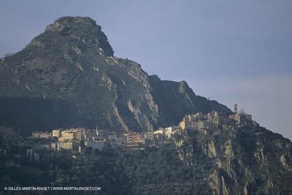 France - Côte d'Azur - Villages perchés des Alpes Maritimes - Bonson