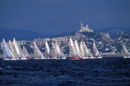 Notre Dame de la Garde - Marseille - Provence