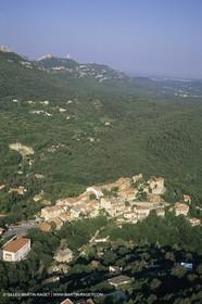 France, Provence, Pays d'Aubagne, collines de Marcel Pagnol, Mimet