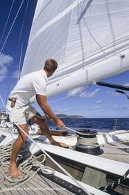 Sailing, Super Yachts, Maricha II