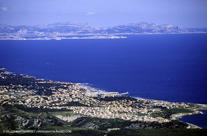 Sausset les Pins and Marseille Northern shore