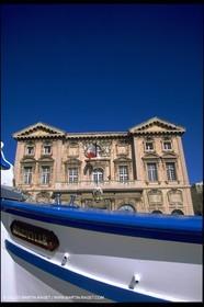 Marseille - Town Hall.