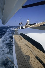Sailing, Sailing Super Yachts, Wally Yachts, Alexia