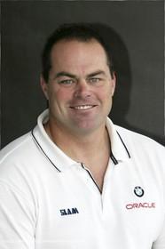 01 11 2007 - Valencia (ESP) - 33rd America's Cup - BMW ORACLE Racing - Brian Mac Innes (CAN, Sailing Team)