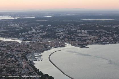 16 09 2012 - From AIx les Milles to la Grande Motte - Martigues