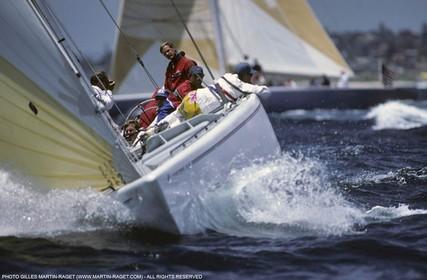 America's Cup, Fremantle 1987, America II