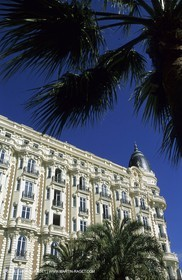 Cannes - Carlton Hotel.