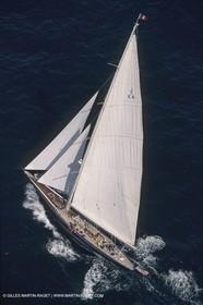 Sailing, Classic yachts, J Class, Endeavour