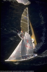 America's Cup, San Diego 1995