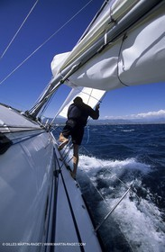 Sailing - Cruising
