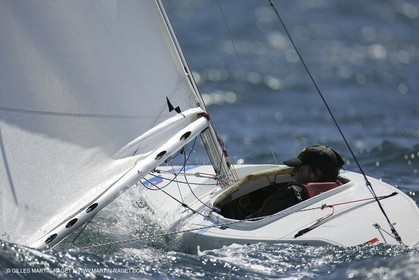 2005 Hyeres Sailing Week (SOF) - 2.4 Parlympic