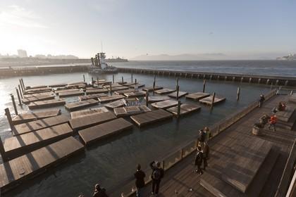 07 01 2011 - San Francisco (USA,CA) - The piers - Pier 39