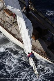 07 10 2006 - Saint Tropez (Fr) - Voiles de Saint Tropez 2006 - Classic Yachts - Sunshine