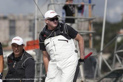 24 09 2012 - Marseille (FRA,13) - Alpari World Match Race Tour - Match race France 2012 - Day One - Round Robin