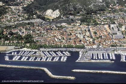 Marseille - Estaque harbour