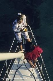 Sailing, cruising, people, couples