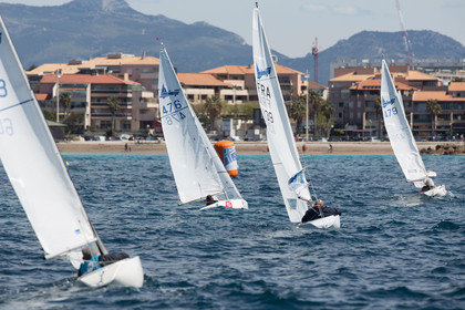 10 04 2016, Marseille (FRA,13), SNIM Dériveurs, Entrainements