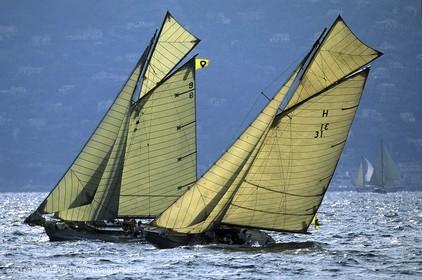 Iona - Estérel - Classic yachts - Régates Royales 2004 - Cannes