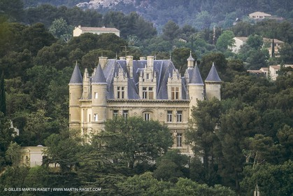 Marseille historical heritage (check keywords for more infos), Chateau Régis
