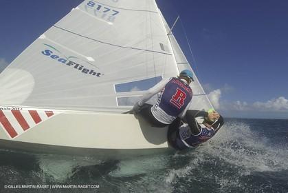 05 12 2014, Nassau (Bahamas), Star Sailors League Finals 2014, Day 3,
