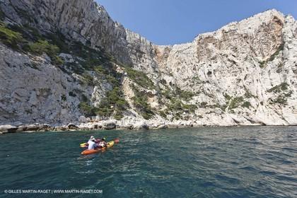 29 07 2009 - Marseille (FRA, 13) - Les Calanques - Le Devenson