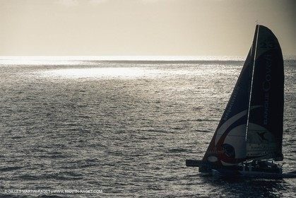 Yacht Racing, Multihull, ORMA 60, Stève Ravussin, Banque Covefi