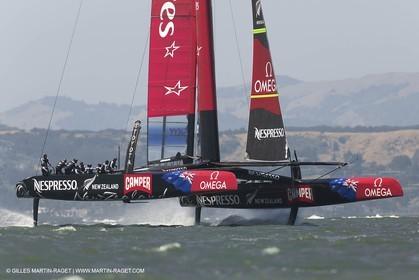 23 05 2013 - San Francisco (USA,CA) - 34th America's Cup -