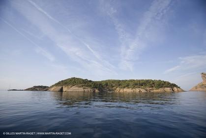 France, Provence, L'ile Verte (la Ciotat, FRA,13)