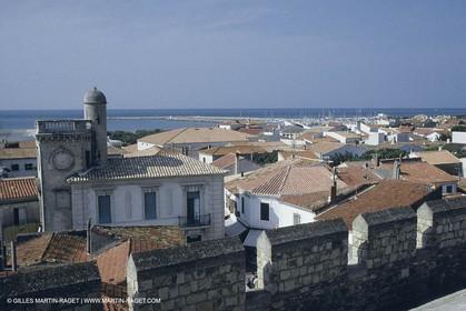 France, Provence, Camargue, Les Saintes Maries de la Mer