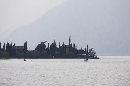 08 07 2008 - Malcesine (ITA, Lake Garda) - RC 44 World Championsship - Malcesine SLAM Cup 08 - Training