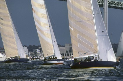 America's Cup, Newport 1983, Louis Vuitton Cup
