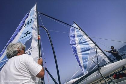 Sailing, Speed sailing, Trifoiler