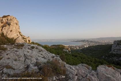 10 09 2009 - Marseille (FRA, 13) - Les Calanques - Massif de Marseilleveyre - Bois de la Selle