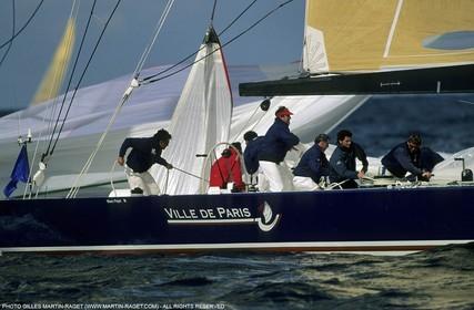America's Cup - San Diego 1992 - Ville de Paris