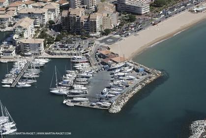 Fréjus - Monaco Marine settings