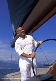 Luca Bassani Wally Yachts founder and CEO