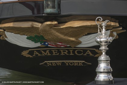 19 08 2013 - San Francisco (USA,CA) - 34th America's Cup - Louis Vuitton Cup Final, Day 3