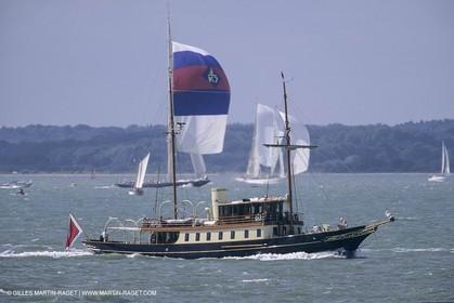 Powerboating, Classic Motor Yachts, Atlantide