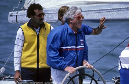America's Cup, Fremantle 1987, Noel Robbins