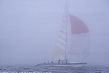 25th America's Cup Newport 1983, France III
