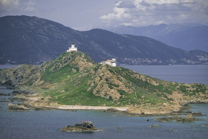 France, Corsica, Iles sanguinaires