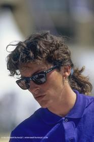1990, Route du Rhum, Florence Arthaud