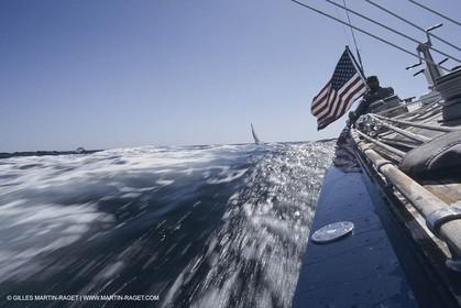 Classic yachts, J Class, Endeavour