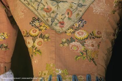 France, Provence, Exposition Costumes de Chateaux