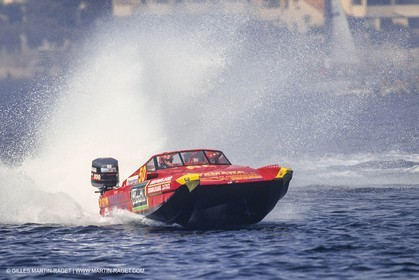 Powerboating, offshore racing